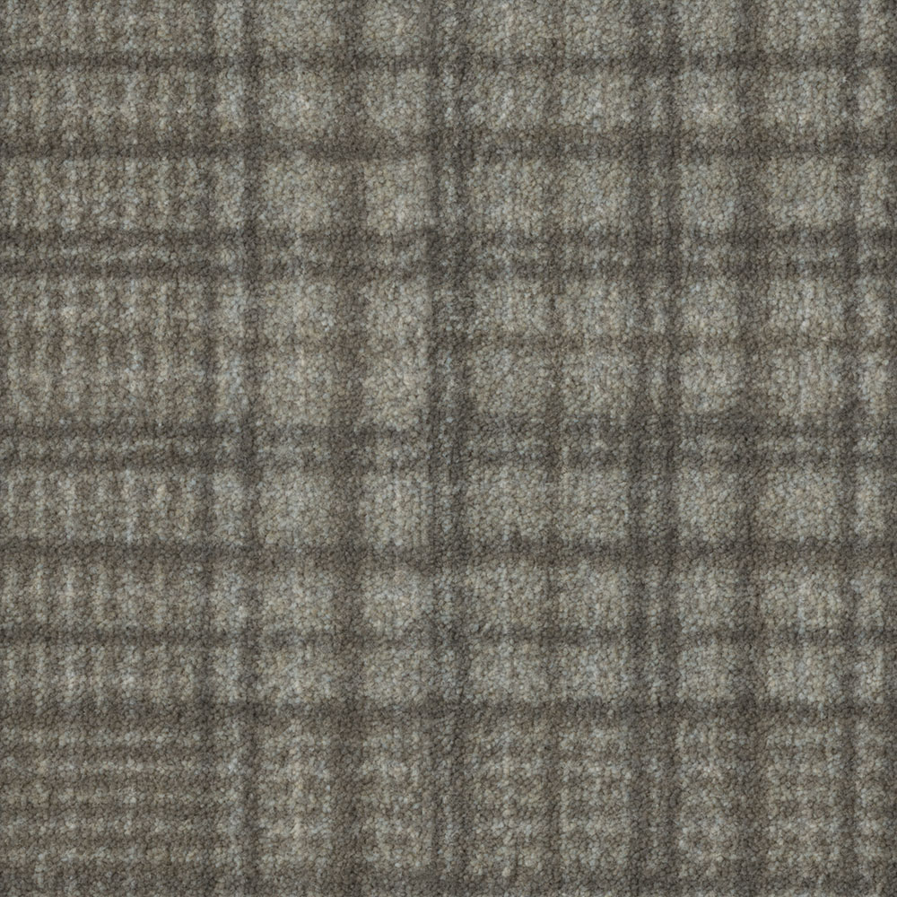Personal Retreat represents a plaid that has a scale for flexibility with a casual aesthetic.